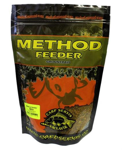 ZANĘTA METHOD FEEDER GROUNDBAIT