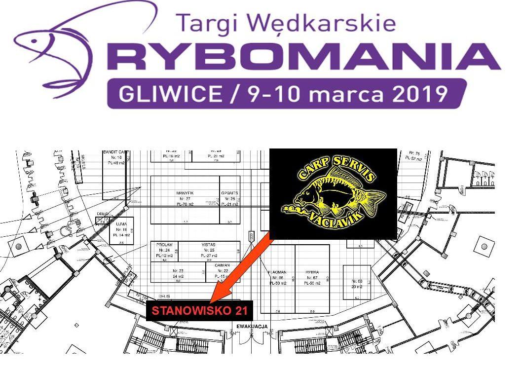 RYBOMANIA 2019 GLIWICE